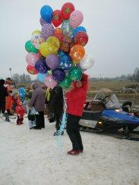 Инара Воронецкая, 18 февраля , Пермь, id13148119